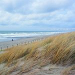 The Hague Beach, called Scheveningen. This beach is famous for its dunes, which makes a great location for hiking.