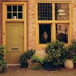 This is where the Pilgrim Fathers Lived in Leiden. A part of the Leiden walking tour (highlights tour and pilgrim tour)